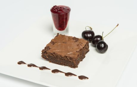 Chocolate Brownie Plated