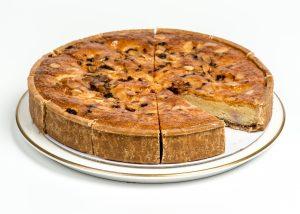 Gluten Free Raspberry Bakewell Tart