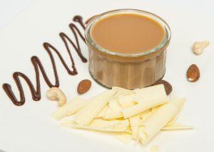Individual Chocolate Salted Pot