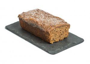 Sticky Date & Apple Loaf